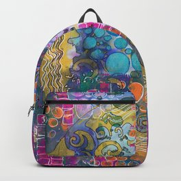 Brave New Worlds Backpack