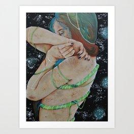 Innocent Glass Vile Art Print