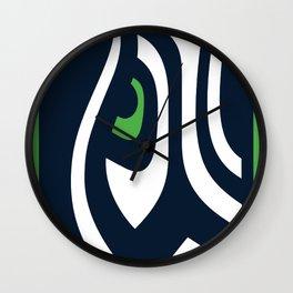Seahawk Wall Clock