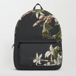 M. de Gijselaar - Branch of blooming azalea (1831) Backpack