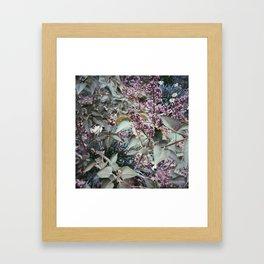 Spring Scene 4 Framed Art Print