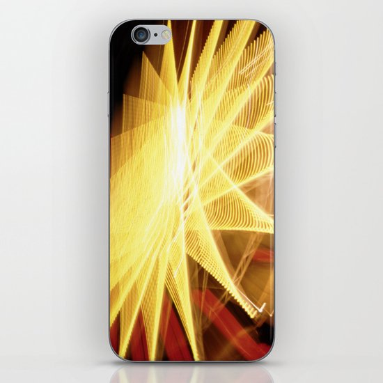 Filament Star iPhone & iPod Skin