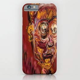 WHAT! iPhone Case