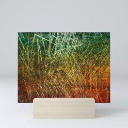 Rushes Mini Art Print