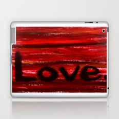 LOVE By KPD (Stretched) Laptop & iPad Skin