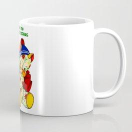 WISHING YOU A MEOWY CHRISTMAS Coffee Mug