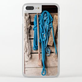 Tack Clear iPhone Case