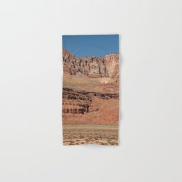 Colorful Mesas 2 - Desert Southwest Hand & Bath Towel