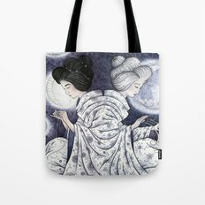 Duality Discovered Tote Bag