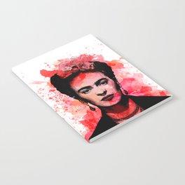 Frida Kahlo Portrait Notebook