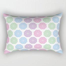 Pastel Kind o Day Rectangular Pillow