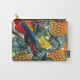 tropical paine Carry-All Pouch