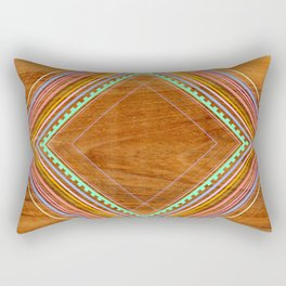 Aztec Arbutus Rectangular Pillow