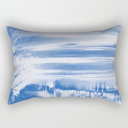 Extreme Cold Rectangular Pillow