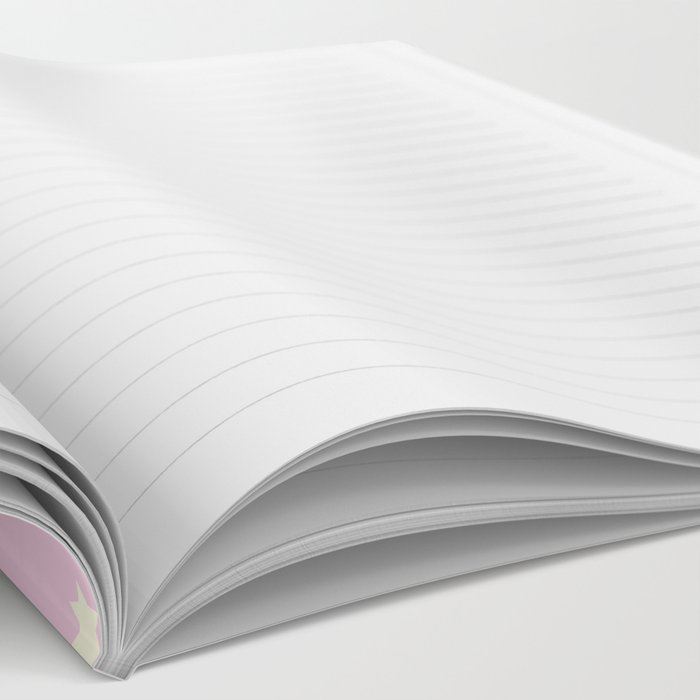 MACARONS & STARS Notebook