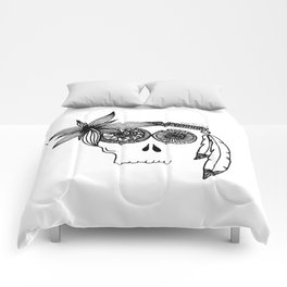 """tribu-Taire-des-MO-"" #03 Comforters"