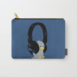 Le poussin mélomane (blue) Carry-All Pouch