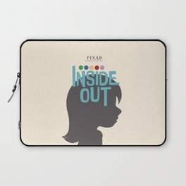 Inside Out - Minimal Movie Poster Laptop Sleeve