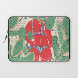 The Art Of Bikini Laptop Sleeve