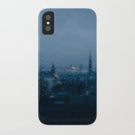 Rainy Rouen iPhone Case