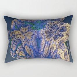 Mean Coral Rectangular Pillow