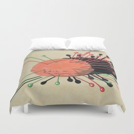 pincushion n. 3 Duvet Cover