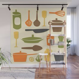 Kitchen Wall Mural
