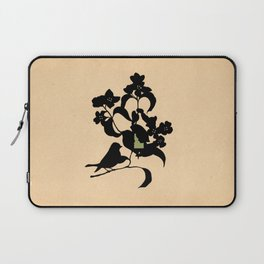 Idaho - State Papercut Print Laptop Sleeve