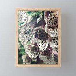 beautiful memories Framed Mini Art Print
