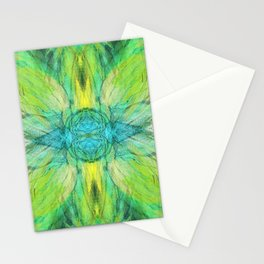 The Dragonfly and the Fairy Stationery Cards