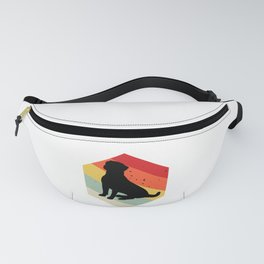 Dalmantion graphic For Dog Lovers Cute Dog Fanny Pack