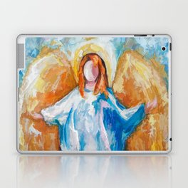 Angel Of Harmony 18x24 Laptop & iPad Skin