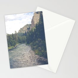 The Montana Collection - A River Runs Through It - Gallatin Canyon Stationery Cards
