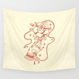 Bellas y Fuertes Wall Tapestry