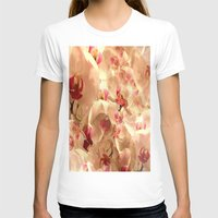 orchid T-shirts featuring Orchid by Bê Machado