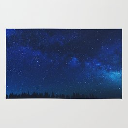 WATCHING THE STARS Rug