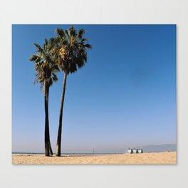 A Little Piece of Venice Beach Canvas Print