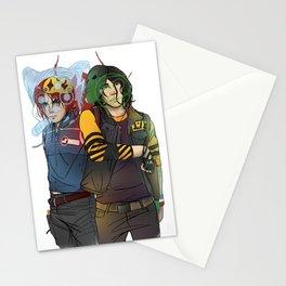 Frerard Danger Days Stationery Cards