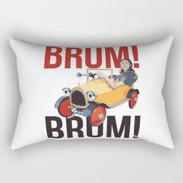 Brum Brum Rectangular Pillow