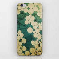 spring iPhone & iPod Skins featuring spring by Laura Graves
