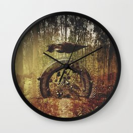 Intervention 32 Wall Clock
