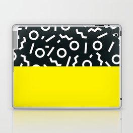 Memphis pattern 51 Laptop & iPad Skin