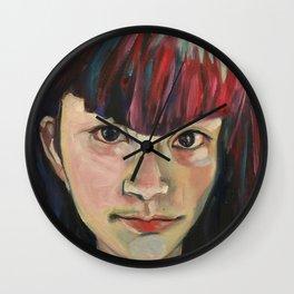 Emm Eyes Wall Clock