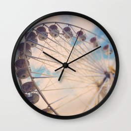 Love Wheel Wall Clock