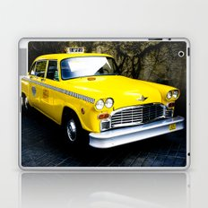Yellow Cab (1) Laptop & iPad Skin