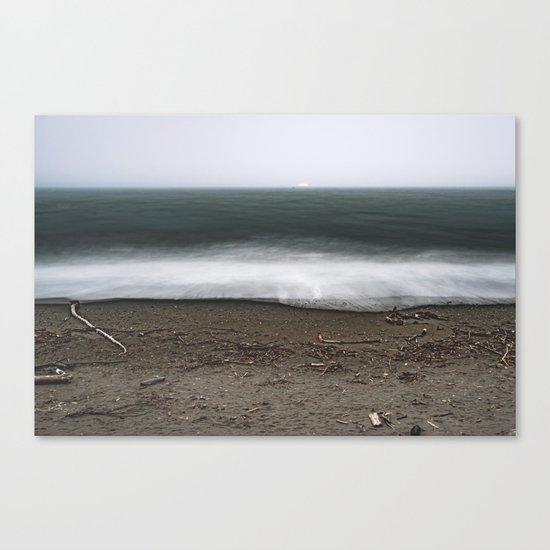 Ocean 10 Canvas Print