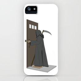 Dead Ringer iPhone Case