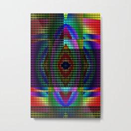 Colorandblack series 686 Metal Print