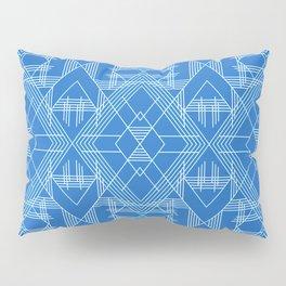 Illuminati Cobalt Pillow Sham