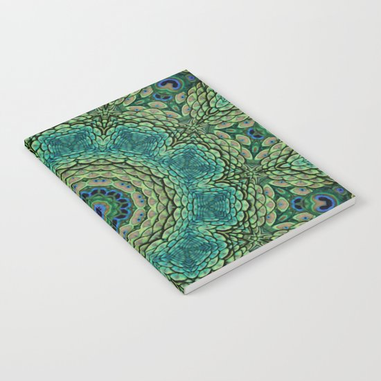 Shangri-La Mandala Notebook